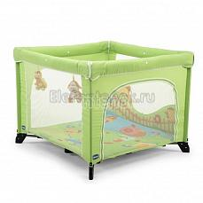 Chicco Open Square Playpen Country Green