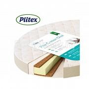 Plitex Flex Cotton Oval 125x65x10 см