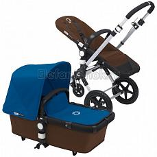 Bugaboo Chameleon 3 brown royal blue