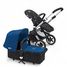 Bugaboo Buffalo black\royal blue