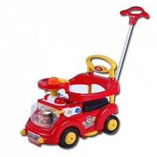 Baby Care Fire Engine Красный