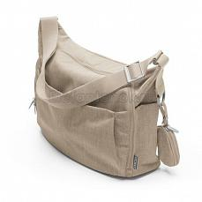 Stokke Сумка Changing Bag Beige Melange