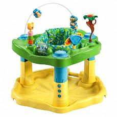 Evenflo ExerSaucer Bounce & Learn Zoo Friends Цвет не выбран
