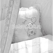 Fiorellino Lovely Bear подушечка 40x40 см