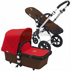 Bugaboo Chameleon 3 brown red