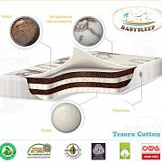 Babysleep Tesoro Cotton 140*70