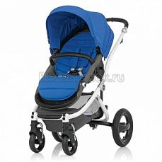 Britax Affinity + Color Pack Blue Sky - White Chassis
