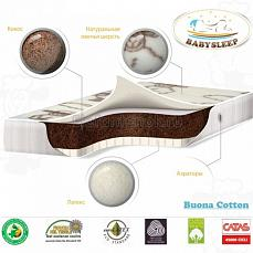 Babysleep Buona Cotton 120*60 Цвет не выбран