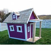Kids Crooked House Deluxe Deluxe