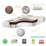 Babysleep Amarena Cotton 140*70