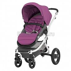 Britax Affinity + Color Pack Cool Berry - White Chassis