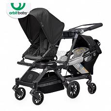 Orbit Baby G3 Growing Family (коляска для погодок) Black - капюшон Black