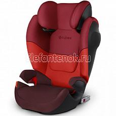 Cybex Solution M-Fix SL (сайбекс Солюшн М-Фикс ЭсЭль) Rumba Red