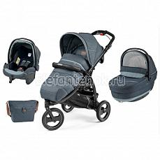 Peg-Perego Book Cross Modular System Blue Denim
