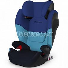 Cybex Solution M-Fix SL (сайбекс Солюшн М-Фикс ЭсЭль) Blue Moon