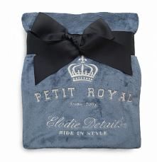 Elodie details Плед Petit Royal Blue