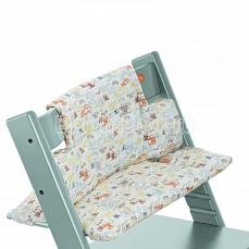 Stokke Tripp Trapp Cushion Retro Cars