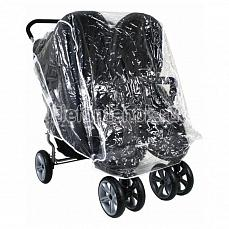 Valco Baby Дождевик Raincover / Ion For 2 & Zee Two Цвет не выбран