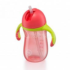 Happy Baby STRAW FEEDING CUP поильник Red