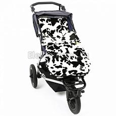 BuggySnuggle Cow Black / White Цвет не выбран