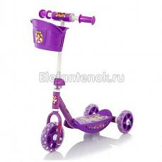 Baby Care 3 Wheel Scooter Фиолетовый (Purple)