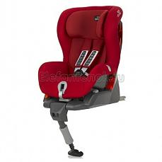 Britax Roemer Safefix plus Flame Red Trendline