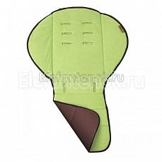 Mountain Buggy Fleece Liner Choco/Moss (шоколад/зеленый) MB1-RL1112