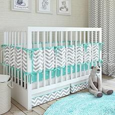 Giovanni Shapito ZigZag Mint 120*60 Цвет не выбран
