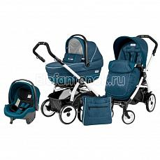 Peg-Perego Book Plus XL Modular Saxony Blue